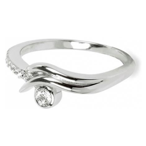 Silver Cat Stříbrný prsten se zirkony SC200