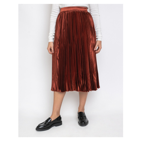 Edited Joey Skirt Rot/Schwarz