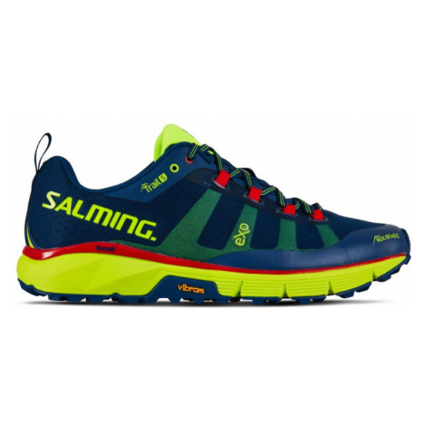 Pánské běžecké boty Salming Trail 5 modré