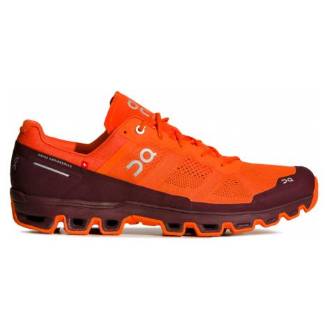 Běžecké boty On Running CLOUDVENTURE MAN oranžová