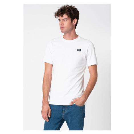 Scotch & Soda SCOTCH & SODA pánské bílé tričko