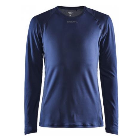Pánské tričko CRAFT ADV Essence LS tmavě modrá