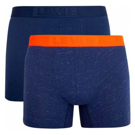2PACK pánské boxerky Levis modré (100000501 001) Levi´s