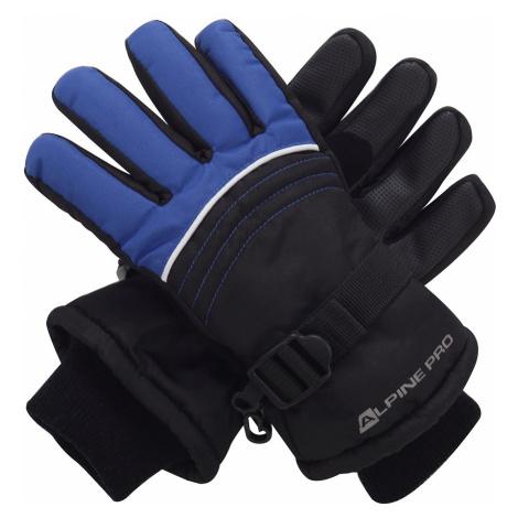Dětské rukavice Alpine Pro RODO - modrá