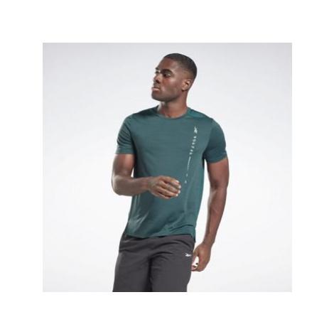 Reebok Sport Activchill Move T-Shirt Zelená