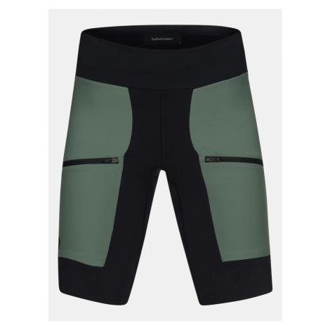 Šortky Peak Performance W Track Shorts - Zelená