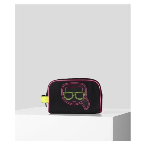 Kosmetická Taška Karl Lagerfeld K/Ikonik Neon Washbag Nylon