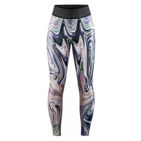 Dámské kalhoty CRAFT Flow Shiny růžová