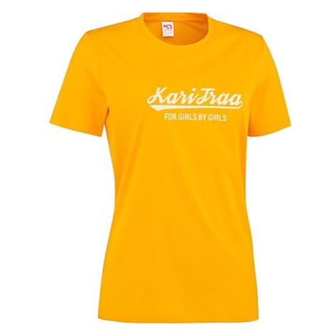 Dámské triko Kari Traa Mølster Tee