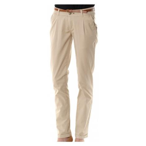 Kalhoty Moodo L-SP-1111 beige