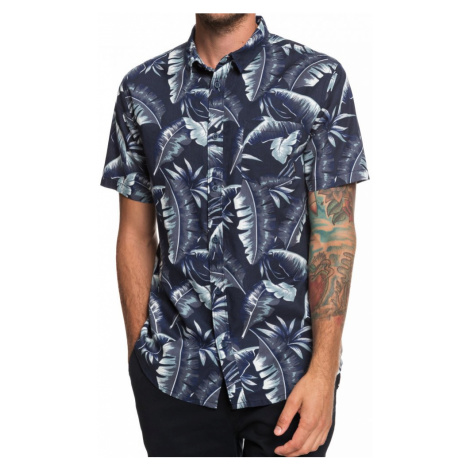 Košile Quiksilver Noosa Paradise navy blazer