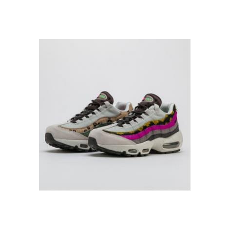 Nike WMNS Air Max 95 Premium light bone / white - velvet brown