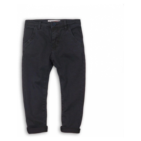 Kalhoty chlapecké bavlněné, Minoti, PORT 5, modrá