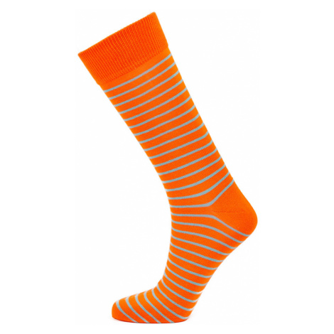 PONOŽKY GANT D1. 1 PACK STRIPED SOCK