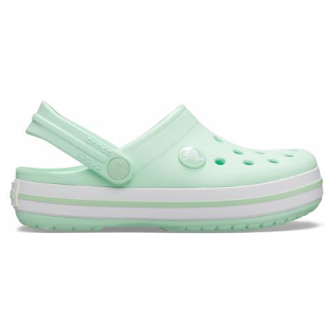 Crocs Crocband Clog K Neo Mint C4