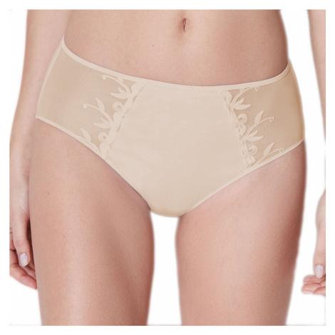 Simone Pérèle Andora vysoké kalhotky tělové - Tělová Simone Perele