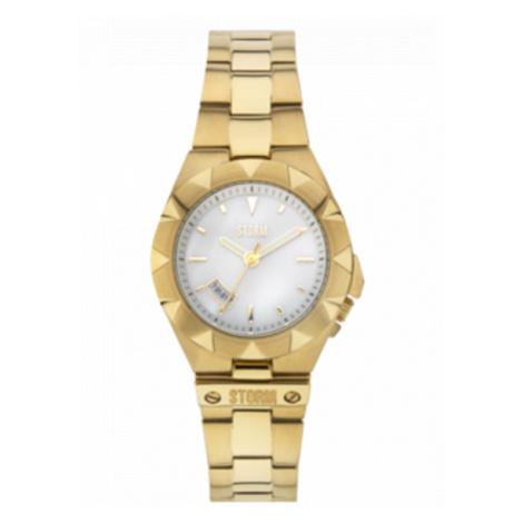 STORM MIZZAN GOLD, Dámské náramkové hodinky