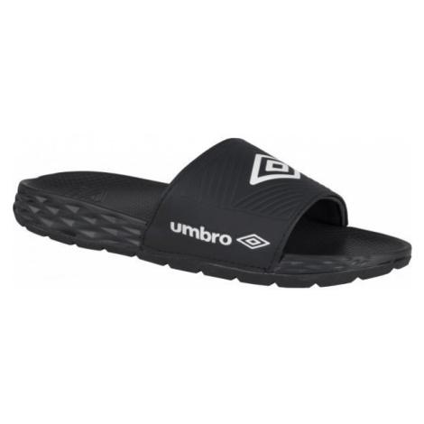 Umbro EQUIPE SANDAL JNR černá - Dětské pantofle