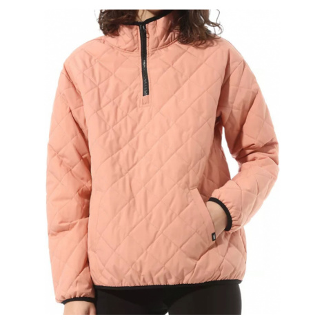 Bunda Vans Quilted V Mock Anorak rose down