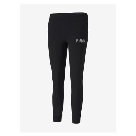 Tepláky Puma Alpha Sweat Pants G Černá