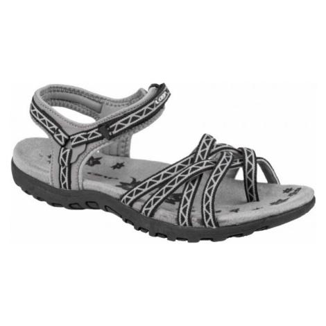 Loap DOE šedá - Dámské sandály