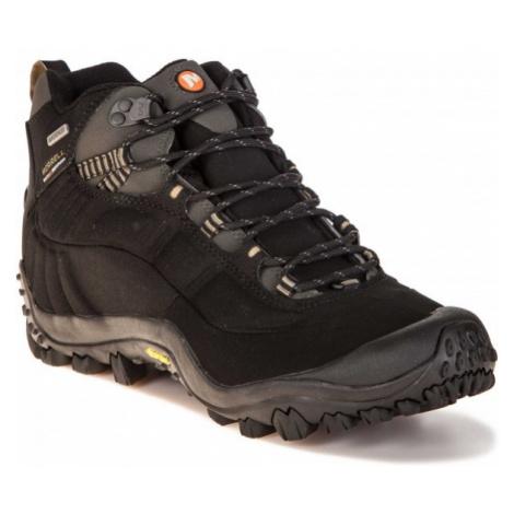 Merrell CHAMELEON THERMO 6 W/P černá 8.5 - Pánské zimní outdoorové boty