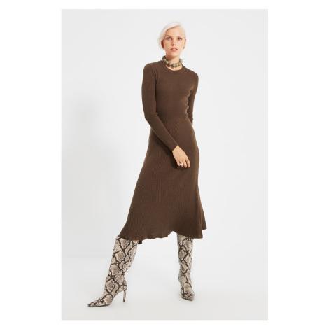 Dámské šaty Trendyol Knitwear