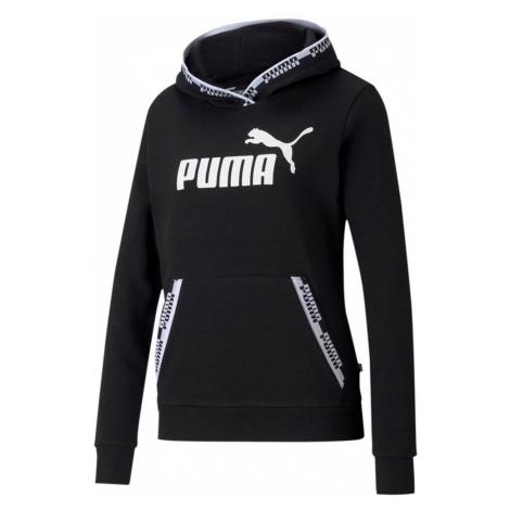 Dámská mikina Puma Amplified Hoodie TR Černá