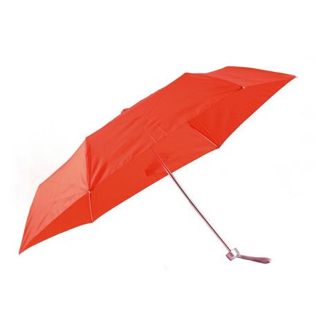 BRIGHT Skládací mechanický deštník Červený, 51 x 90 x 0 (BR18-US17-00TX)