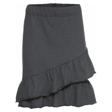RAINBOW tepláková sukně