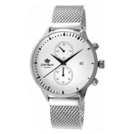 Pánské hodinky Gino Rossi EXCLUSIVE CHONOGRAF E12463B-1A5