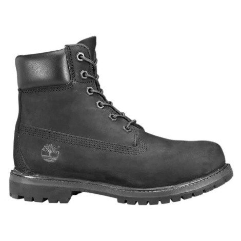 BOTY TIMBERLAND 6in Premium Boot WMS - černá