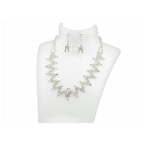 Linda's Jewelry Sada šperků bižuterie Shiny IS019