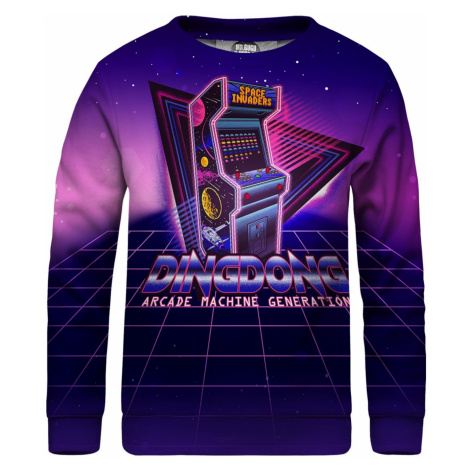 Mr. GUGU & Miss GO Unisex's Sweater KS-PC1336 Violet