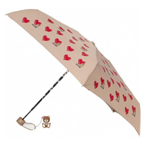 Béžový deštník - MOSCHINO