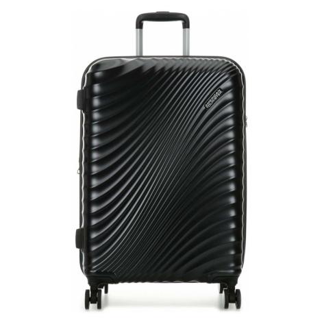 Cestovní kufr American Tourister JETGLAM SPINNER 67/24 TSA EXP černý 122817-2368
