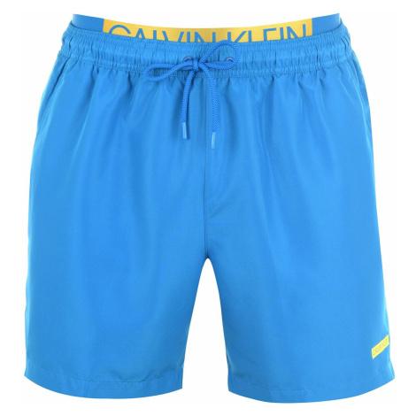 Calvin Klein Double Waist Swim Shorts