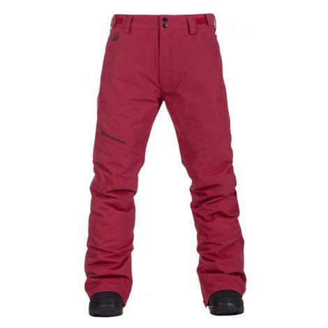 Kalhoty Horsefeathers Spire red