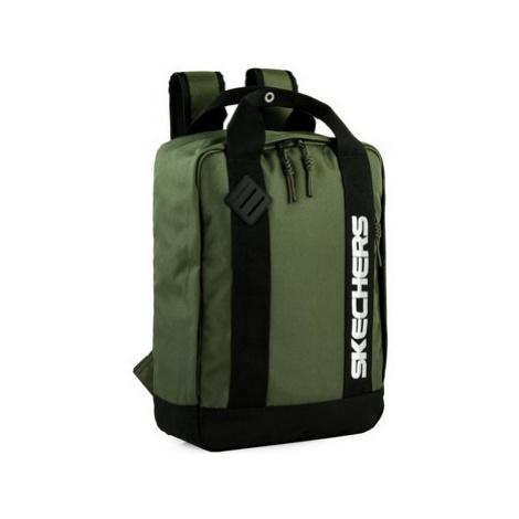 Skechers PEAK Unisex batoh pro volný čas Zelená