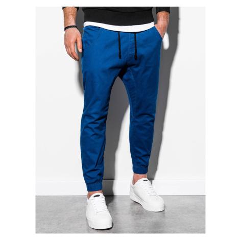 Pánské kalhoty Ombre P885