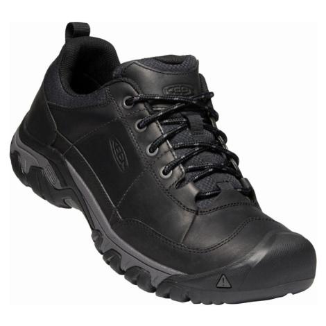 KEEN TARGHEE III OXFORD M Pánská obuv 10012557KEN01 black/magnet
