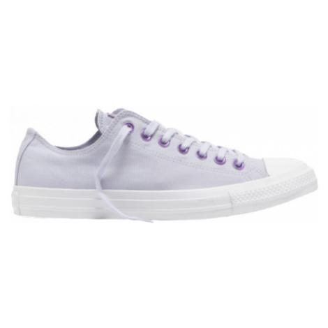 Converse CHUCK TAYLOR ALL STAR fialová - Dámské nízké tenisky
