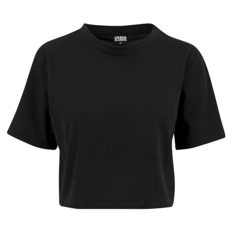 Urban Classics Tričko černá