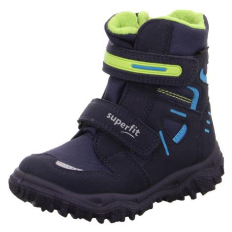 Superfit zimní boty HUSKY GTX, Superfit, 0-809080-8000, tmavě modrá
