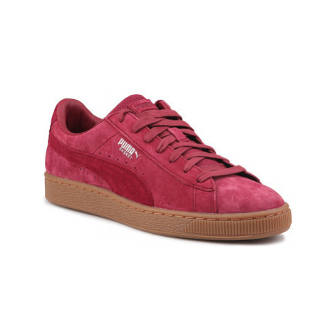 Puma Lifestyle shoes Basket Classic Weatherproof 363829 01 Růžová