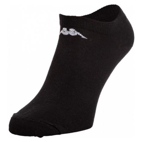 Kappa TESAZ 3PACK černá - Ponožky