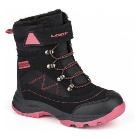 Loap CUSHINE růžová - Dětská obuv