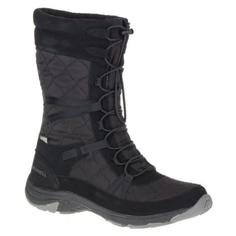 Merrell APPROACH TALL WTPF W černá - Dámské zimní boty