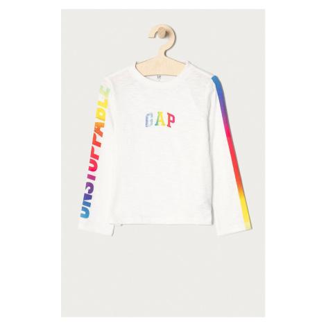 GAP - Dětské tričko s dlouhým rukávem 104-176 cm