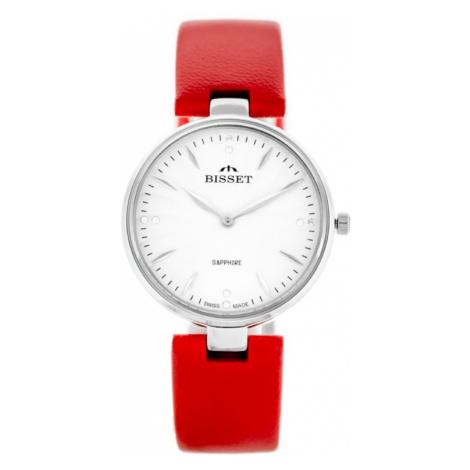 Dámské hodinky BISSET BSAF21 (zb577a) - Safírové sklo